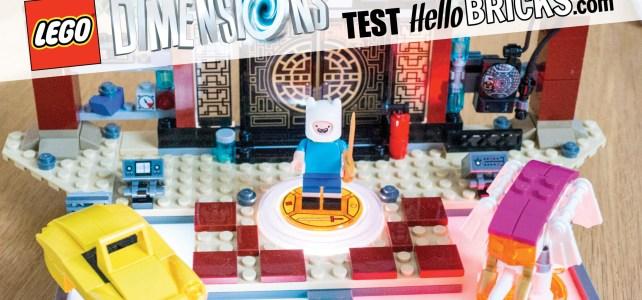 Test jeu lego dimensions 71245