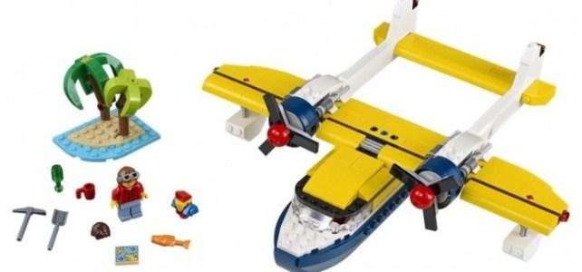 LEGO 31064 Creator Seaplane Adventures