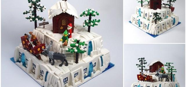 LEGO Calendrier de l'avent