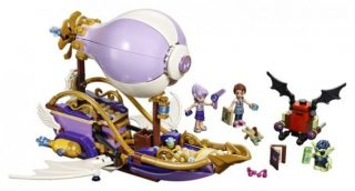 LEGO Elves 41184 Aira's Air Ship and the Hunt for the Amulet