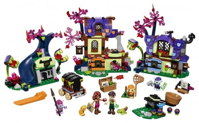 nouveaut s lego elves 2017 les visuels officiels hellobricks blog lego. Black Bedroom Furniture Sets. Home Design Ideas