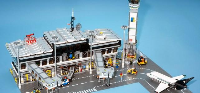 LEGO aéroport