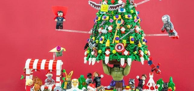 Joyeux Noël MARVEL - MARVELous Xmas