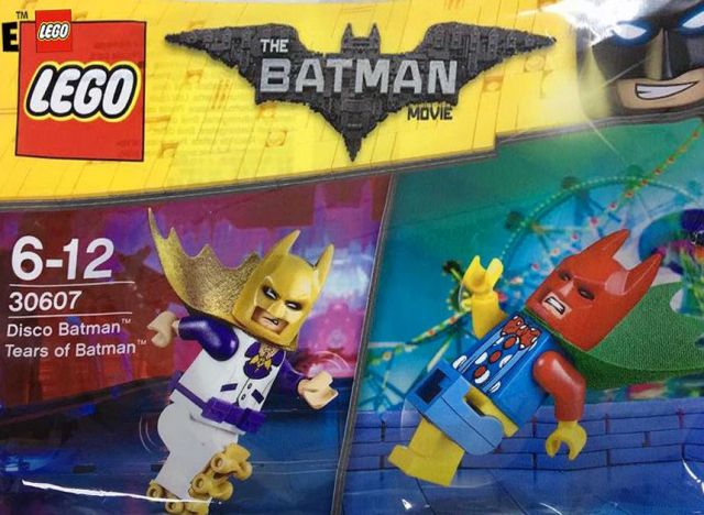 LEGO 30607 Batman Movie