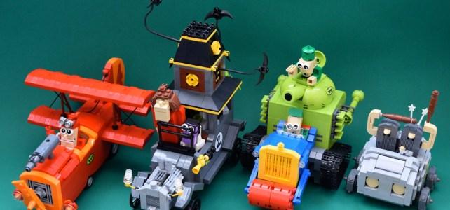LEGO les Fous du Volant