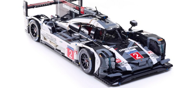 Porsche 919 Le Mans, version 2016