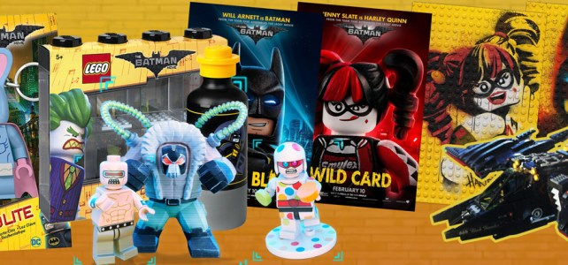 The LEGO Batman Movie news