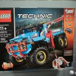 LEGO Technic 42070 6×6 All Terrain Tow Truck