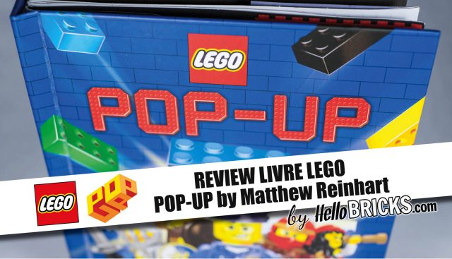 Review Livre LEGO Pop-Up