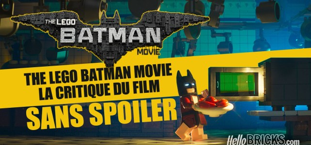 The LEGO Batman Movie : la critique du film
