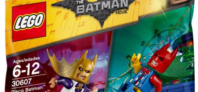 polybag LEGO 30607 Disco Batman Tears of Batman