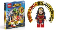 LEGO DC Comics Super Heroes The Awesome Guide : gros plan ...