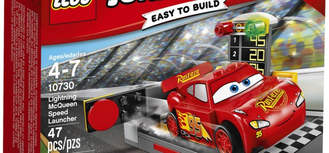 LEGO Juniors Cars 3 : les visuels officiels