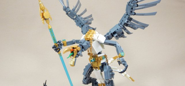 LEGO Warhammer Sarthorael Lord of Change