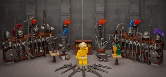 Heros LEGO RPG