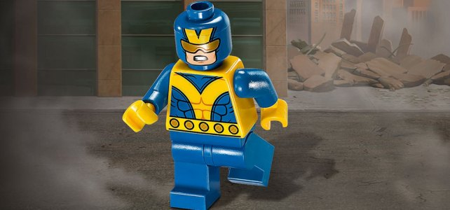 LEGO Marvel Super Heroes 2 : la minifig exclusive sera Giant Man