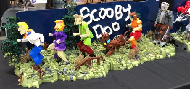 Scooby-Doo bidoo ! (MOC animé)