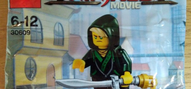 Nouveau polybag The LEGO Ninjago Movie 30609 Lloyd