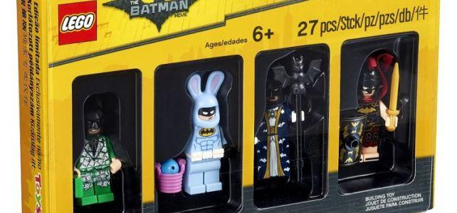 Bricktober ToysRUs LEGO Batman Movie minifigures 5004939