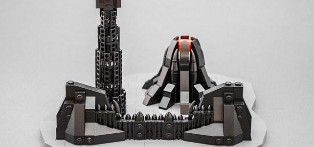 LEGO Le Seigneur des Anneaux - Mordor