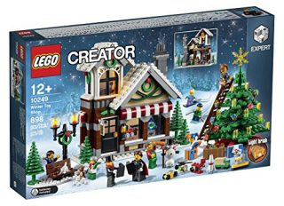 LEGO Creator Expert 10249 Winter VIllage