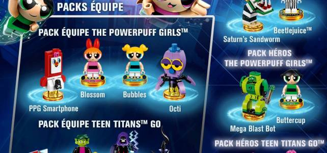 LEGO Dimensions Vague 9