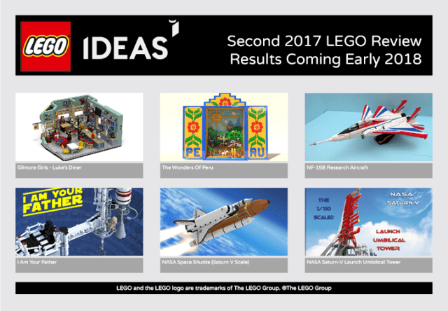 LEGO Ideas second 2017 review