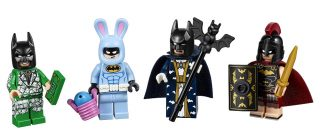 TRU Bricktober The LEGO Batman Movie (5004939) minifigures