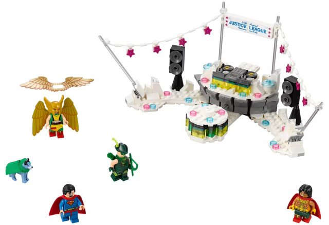 LEGO 70919 The Justice League Anniversary Party