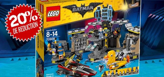 LEGO Batman Movie LEGO 70909 Batcave Break-in