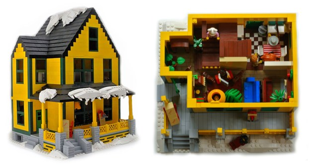 LEGO Ideas The LEGO Christmas Story House