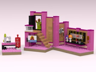 LEGO Ideas RuPaul's Brick Race