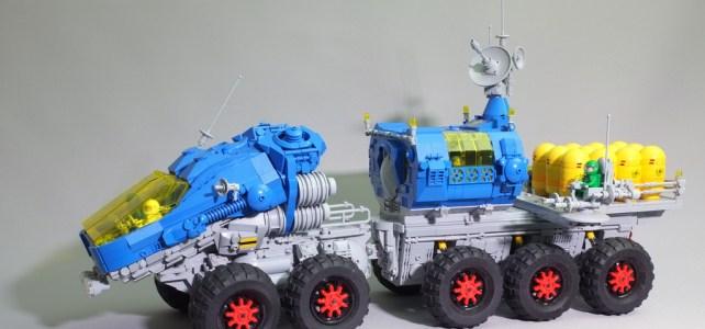 MCU Rover neo Classic Space