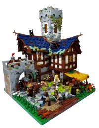 Medieval Village - HelloBricks | Blog LEGO