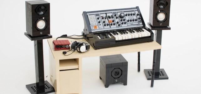 Moog Sub Phatty : musique !