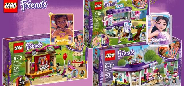 Review LEGO Friends 2018 Part 3