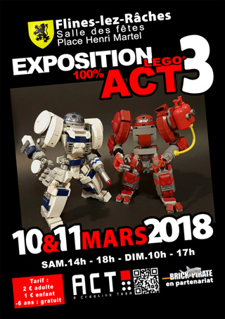 Exposition ACT3 2018
