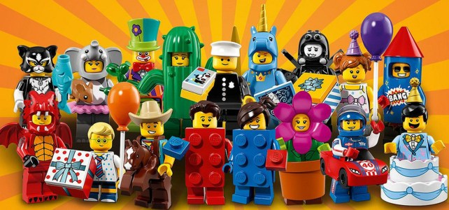 LEGO 71021 Collectible Minifigures Series 18