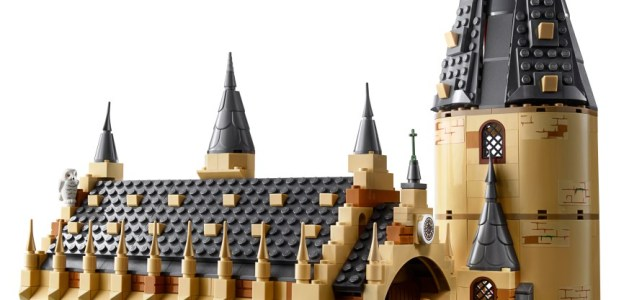 LEGO Harry Potter 75954 Hogwarts Great Hall : l'annonce officielle