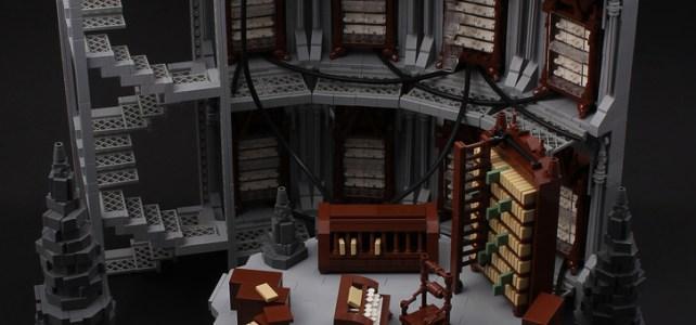 LEGO Batman Batcave Batcomputer
