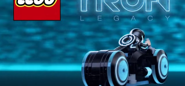 LEGO Ideas 21314 Tron Legacy teasing HD