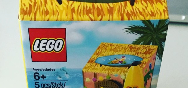 LEGO Seasonal 5005250 Banana Guy : premier visuel