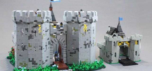 LEGO Castle UCS Black Falcon's Fortress