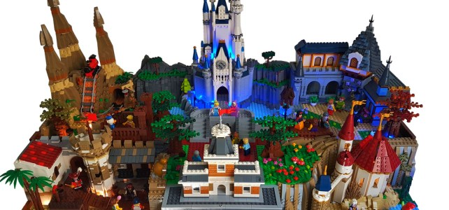 Disneyworld : it's a small world after all…