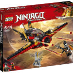 LEGO Ninjago 70650 Pursuit in the Air