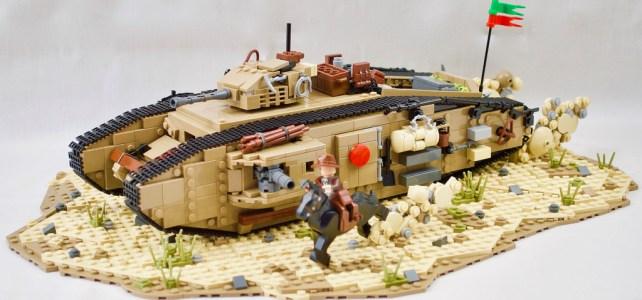 Indiana Jones et la dernière Croisade : tank VS caillou
