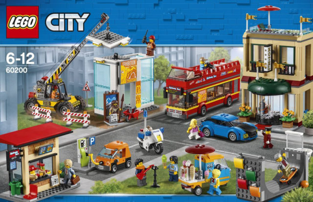 LEGO City 60200 Capital
