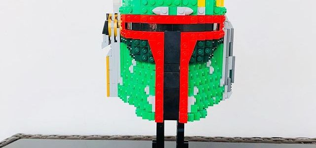 Star Wars : le très beau casque de Boba Fett version UCS