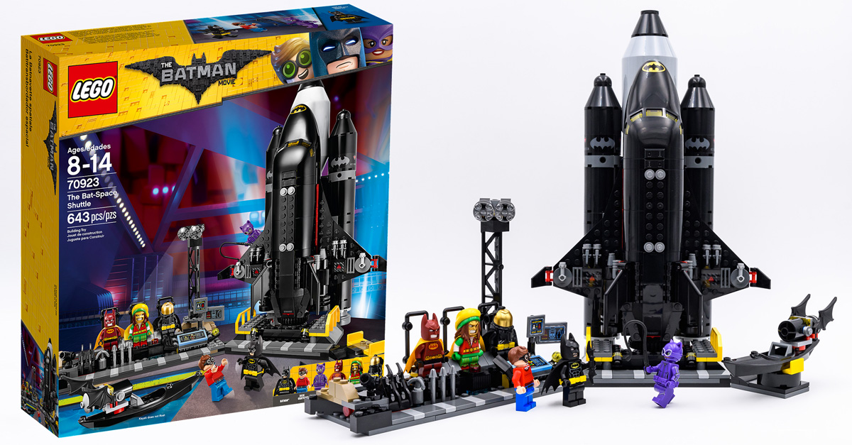 lego batman space shuttle upc - photo #22