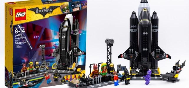 REVIEW LEGO 70923The Bat-Space Shuttle LEGO Batman Movie
